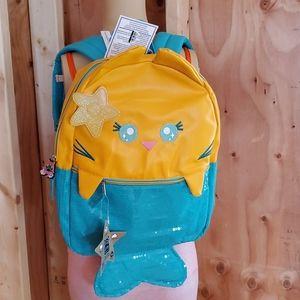 Meowgical backpack